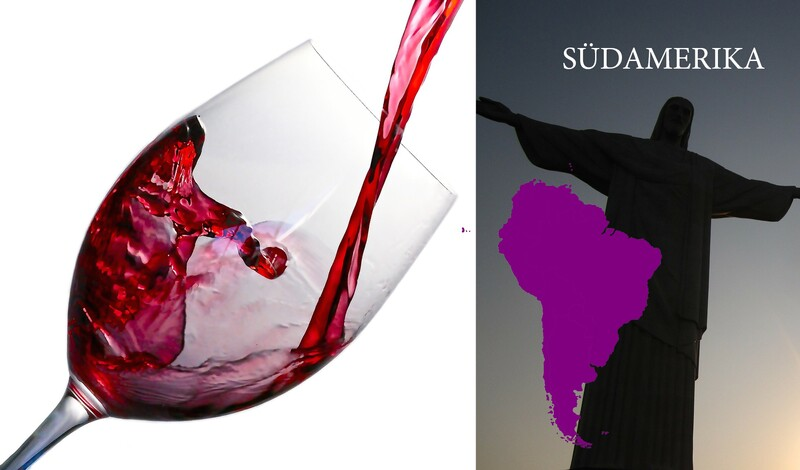 Weinreise durch Südamerika - Weinprobe mit 9 Weinen