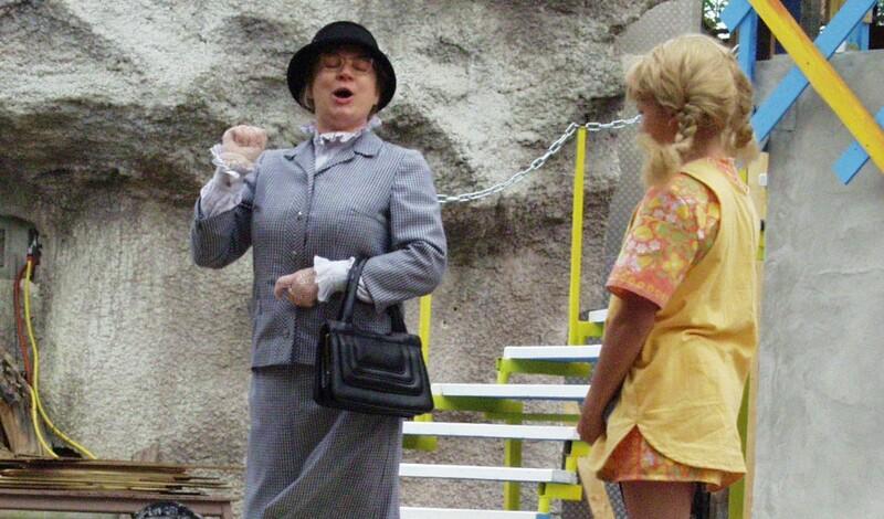 Kinderstück Freilichtbühne: Pippi Langstrumpf