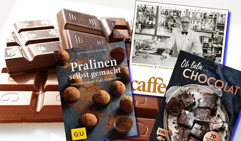 Buchtipps: Süßes Soulfood und kräftige Konzentrationslieferanten
