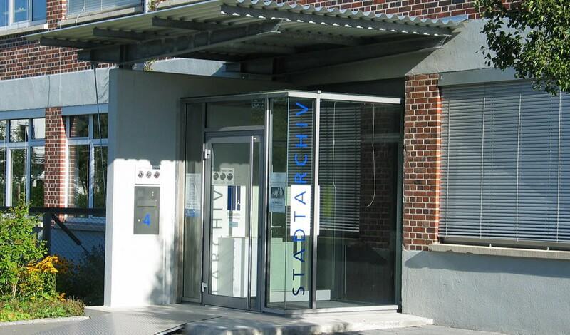Stadtarchiv LE feiert 20 Jahre Standort Musberg