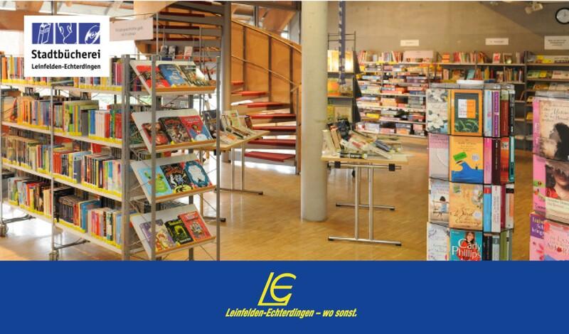 Stadtbücherei LE - digital für Sie da