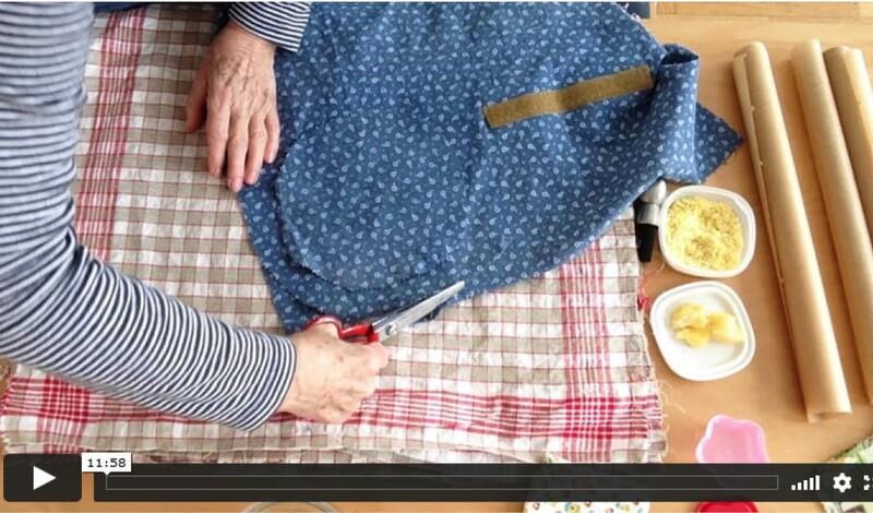DIY Wachstücher - nachhaltige Alternative zur Frischhalte- und Alufolie