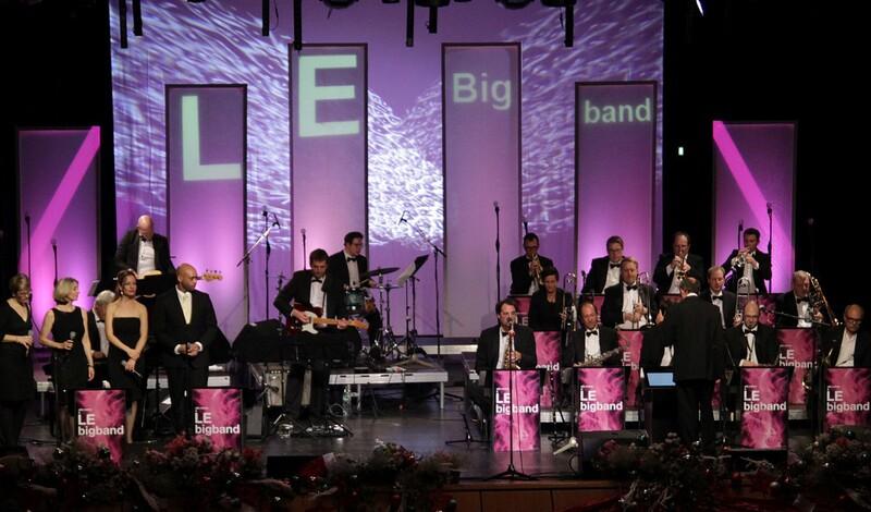 "LE Bigband & Albi Hefele ""Christmas in LE"""
