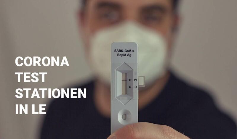 Corona Teststationen in LE (kostenpflichtig)