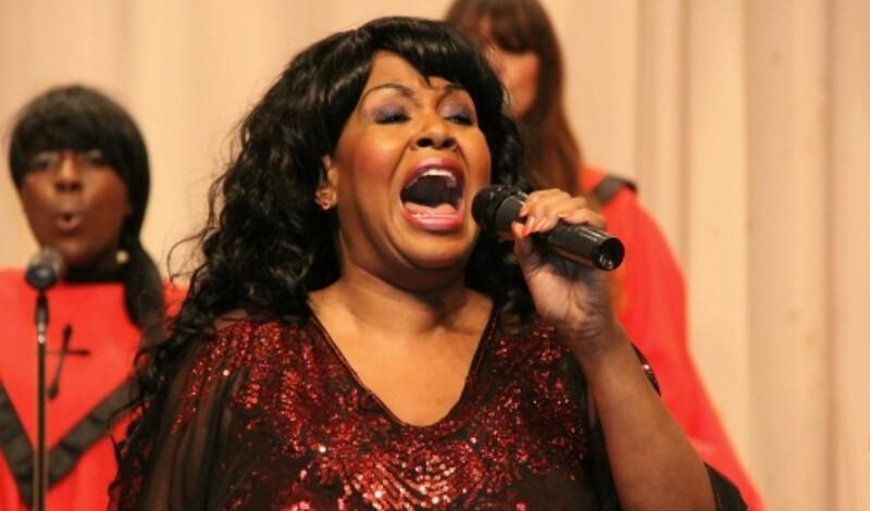 Gospelkonzert: Gospelchor Children of Joy mit Gast-Sängerin Deborah Woodson