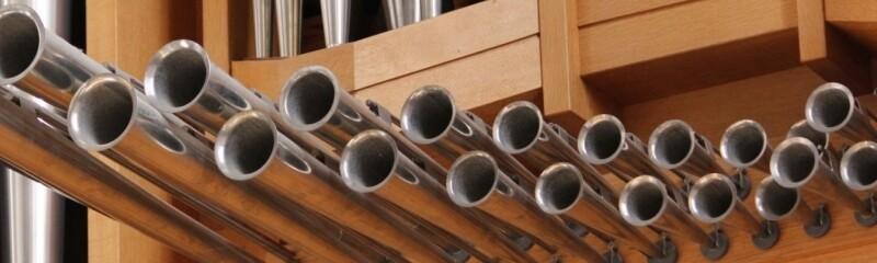 Orgelkonzert: Schlusspunkt Orgel mit Annerose Niedworok