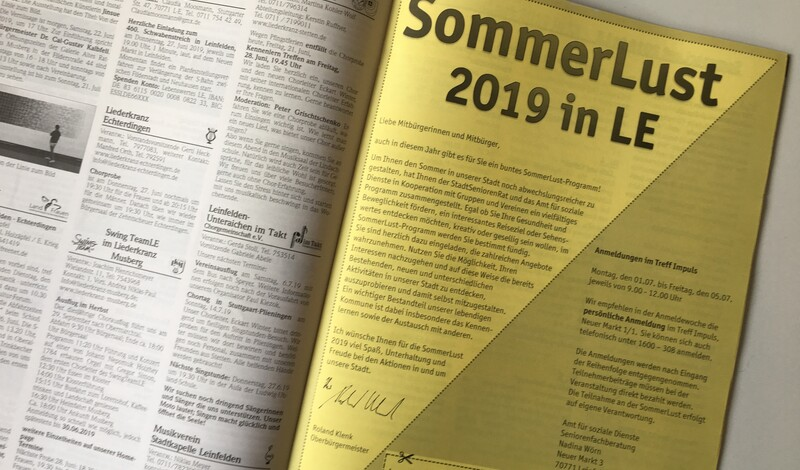 SommerLust in LE 2019