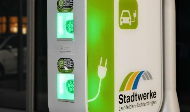 In LE werden mehr Ladesäulen für Elektroautos geplant