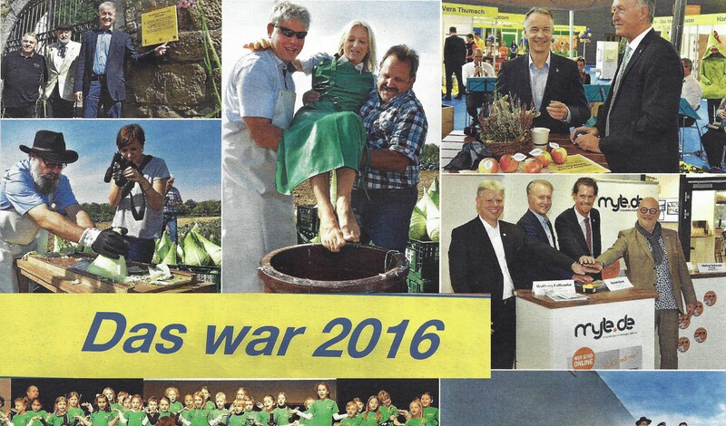 Das war 2016 in LE