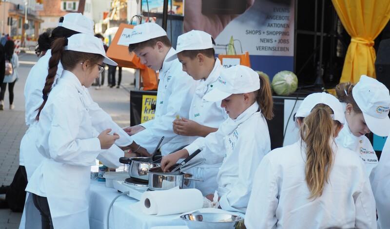 Wer will kochen lernen? Bewerbung läuft bis 15.08.