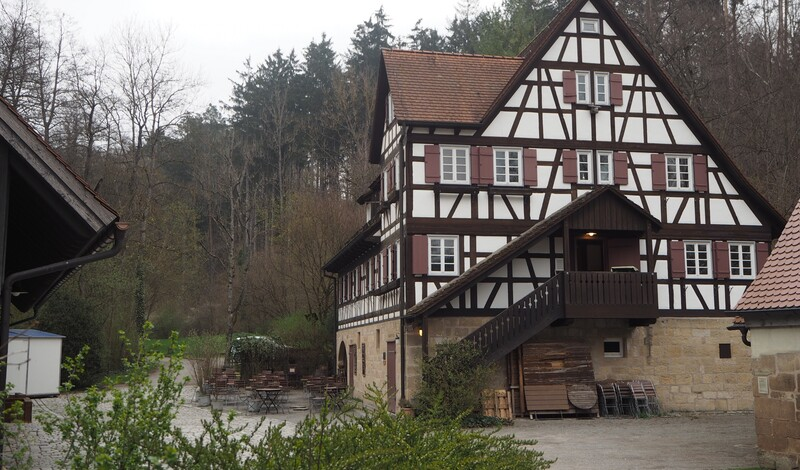 Rückblick auf 200 Jahre Mäulesmühle
