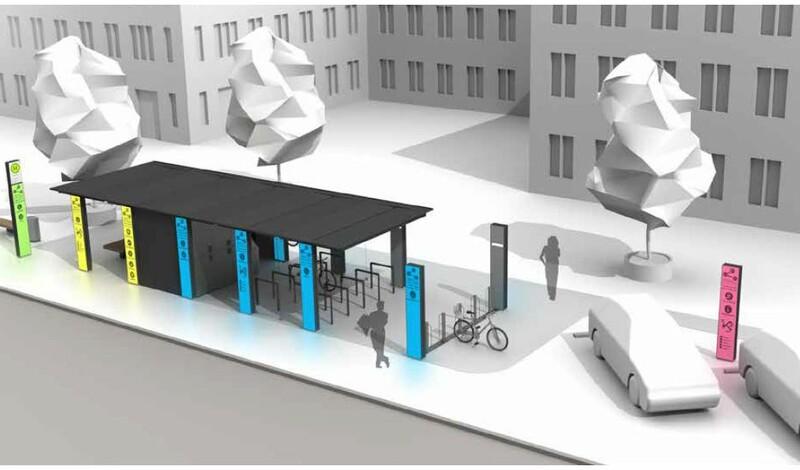 """Einladung: 1. Digitale Bürgerdialog """"Bau der Mobilitätspunkte in LE"""""""