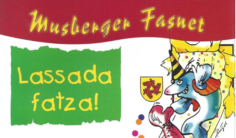 Musberger Fasnet: lassada fatza!