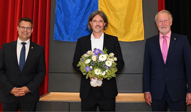 LE hat einen neuen Ersten Bürgermeister - Gemeinderat entscheidet sich für Benjamin Dihm