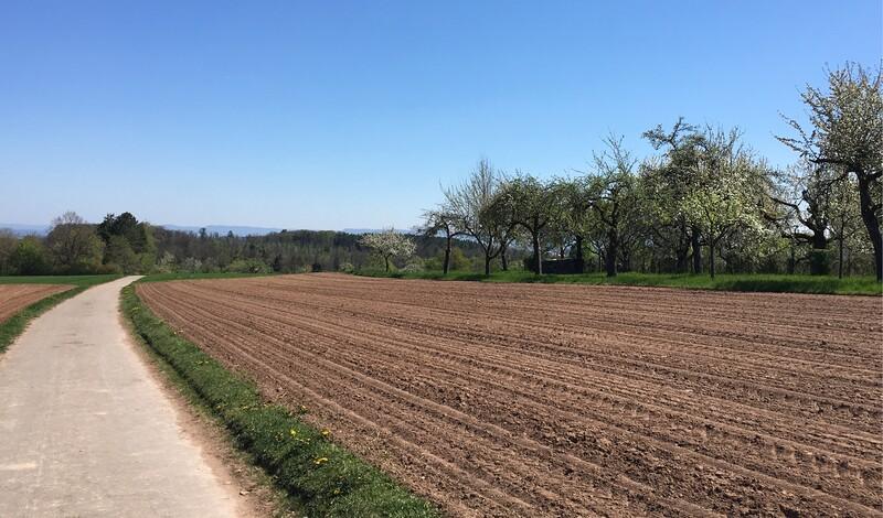 Fahrradtour durch Leinfelden