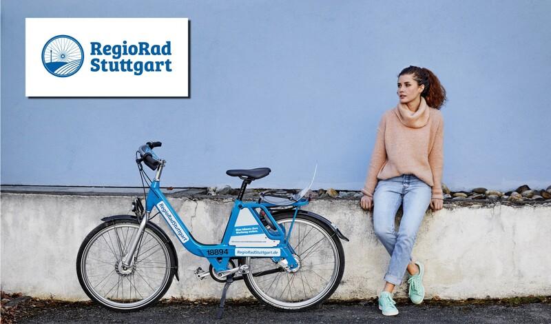 20 Leihräder der RegioRadStuttgart in LE