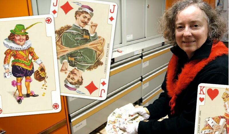 Sonderausstellung: Majestäten, Fürsten, Präsidenten – Regierungen kommen und gehen, als Karten-Könige bleiben sie bestehen
