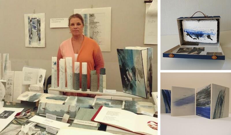 Ausstellung: Manosquer Künstlerin Marina Haccoun-Levikoff