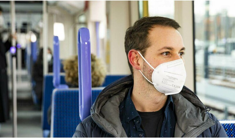 In Bus und Bahn keine FFP2-Maskenpflicht unter Inzidenz 100