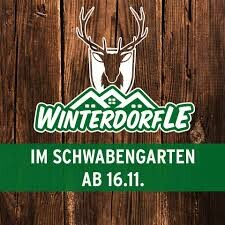 Winterdörfle im Schwabengarten