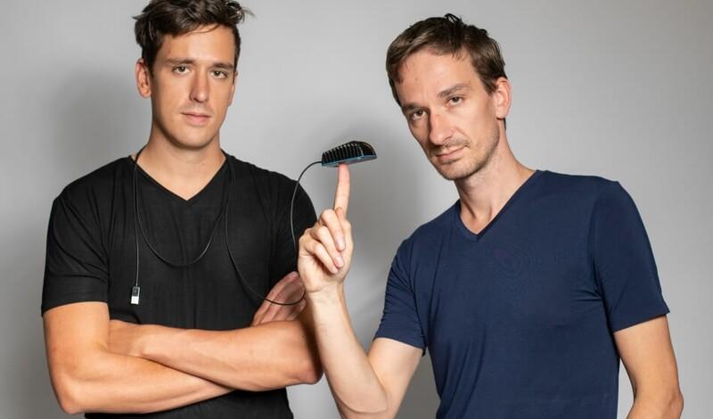 Erfindergeist aus LE: Zwei Brüder entwickeln neuartige Gaming-Maus