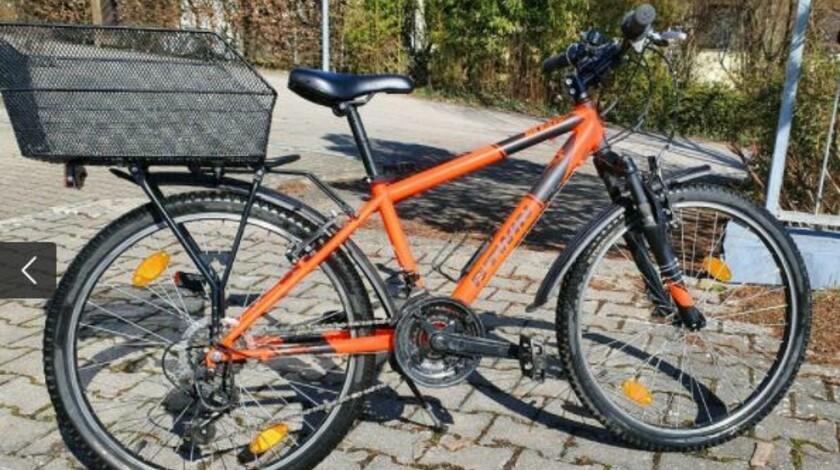 Mountainbike 24 Zoll Jugendrad