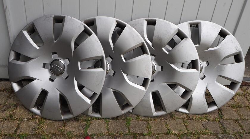 Original AUDI Radkappen  16zoll >8W0 601 147< >PA6.6