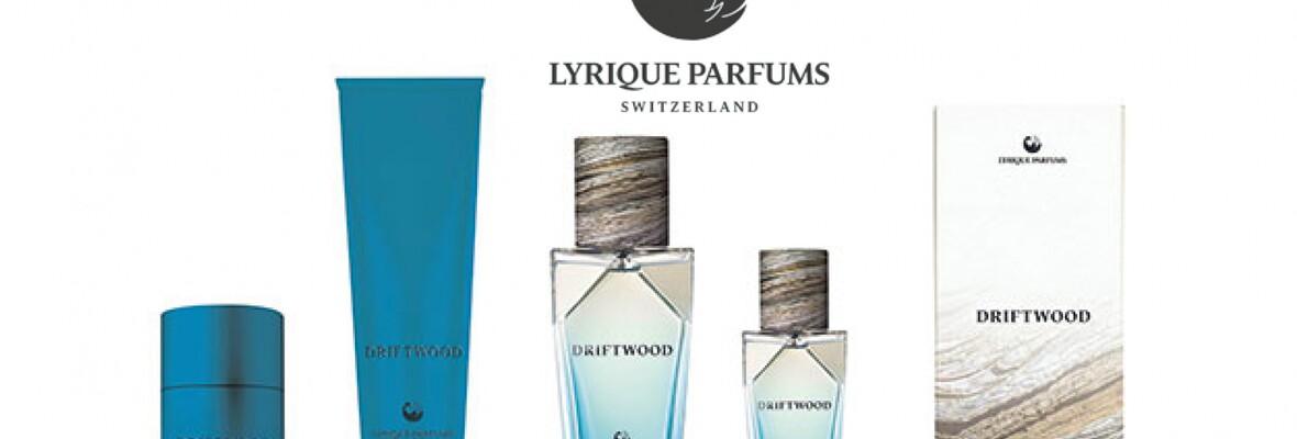 Jetzt schon an den Valentinstag denken: Driftwood Herrenparfum von Lyrique