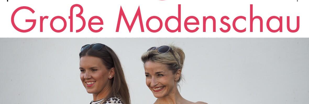 Große Modenschau der Müller Parfümerie & Mode zum Krautfest 2018
