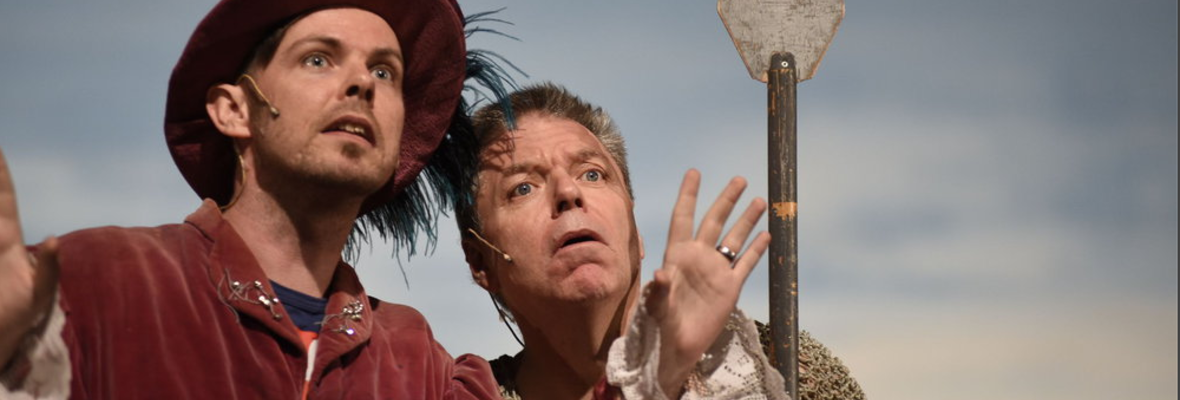 Slapstick-Komödie: Shakespeares sämtliche Werke (leicht gekürzt)
