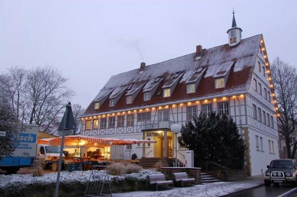 Rathaus Leinfelden