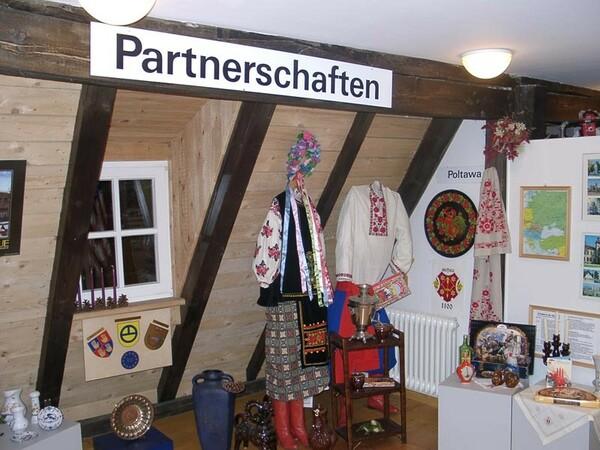 Ausstellung unserer Städtepartnerschaften