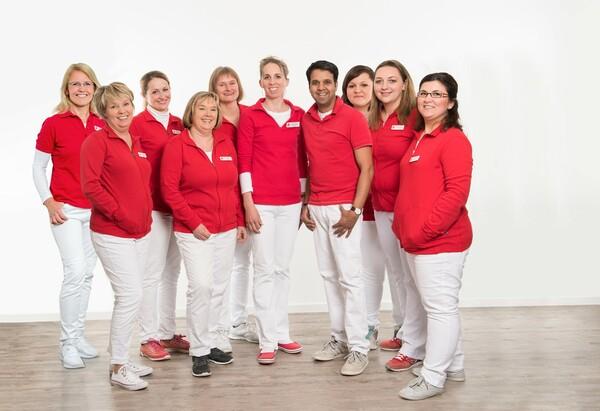 Team Hubertus Apotheke Musberg