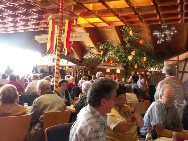 Apfel-und Mostfest im Bürgersaal Musberg